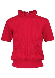 See by Chloé Cable-knit sweater