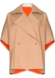 See by Chloé cappa bonded cape