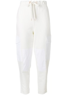 See by Chloé cargo track pants