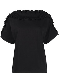 See by Chloé ruffle detail top