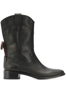 See by Chloé classic cowgirl boots