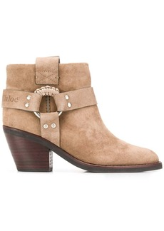 See by Chloé cowboy ankle boots