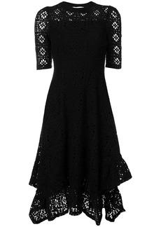 See by Chloé crochet dress