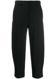See by Chloé crop panelled trousers