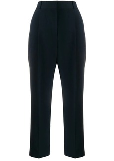See by Chloé cropped straight-leg trousers