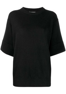 See by Chloé cut out detail jumper