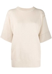 See by Chloé cut-out detail jumper