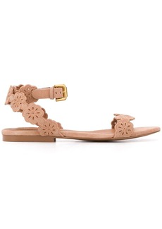See by Chloé cut-out flower sandals
