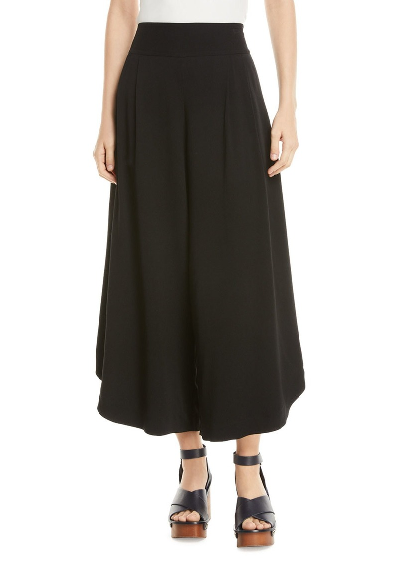 See by Chloé Cutaway Culotte Pants
