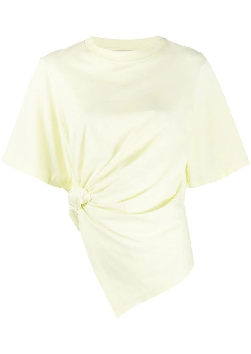 See by Chloé Drapy asymmetric hem T-shirt