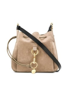 See by Chloé drawstring tote bag