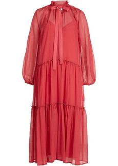 See by Chloé Dress in Cotton and Silk