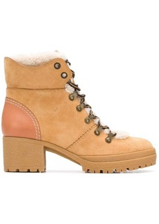 See by Chloé Eileen ankle boots