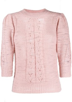 See by Chloé Feminine knit sweater