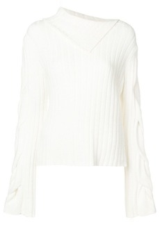 See by Chloé flap sweater