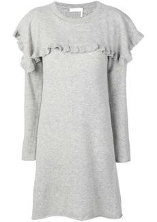 See by Chloé flared day dress