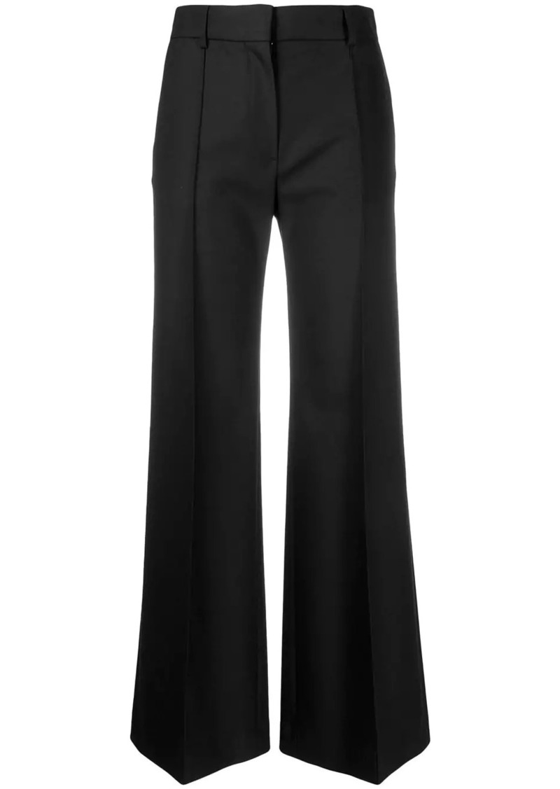 See by Chloé flared tailored trousers