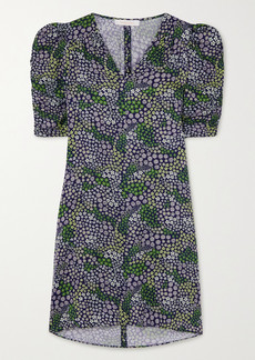 See by Chloé Floral-print Twill Dress