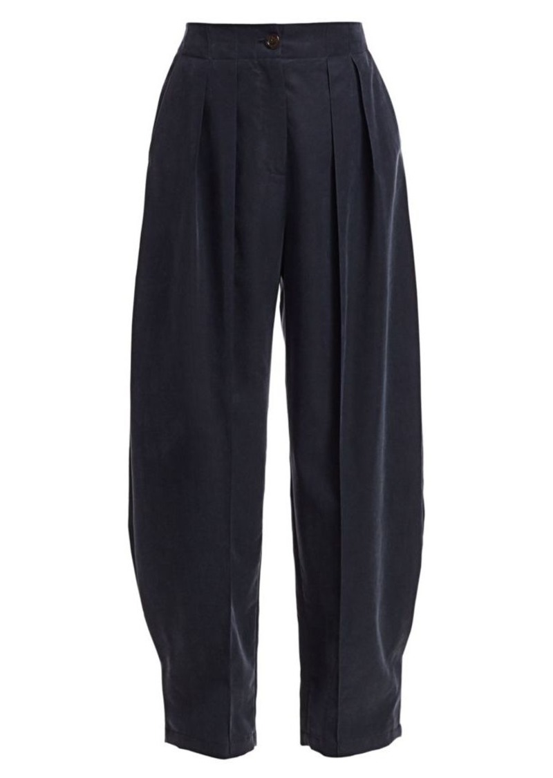 See by Chloé Fluid Pintuck Jeans