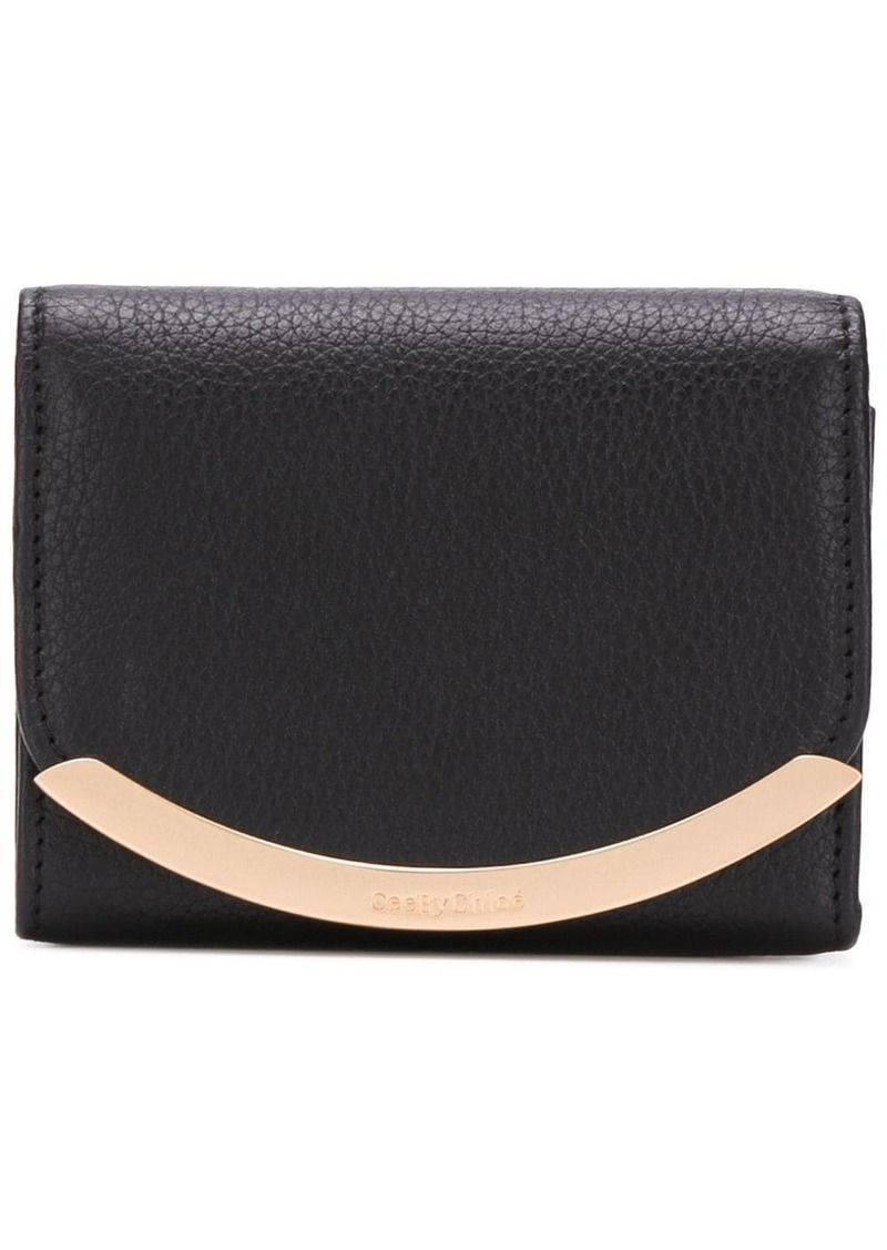 See by Chloé folded wallet