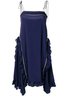 See by Chloé frill trim cami dress