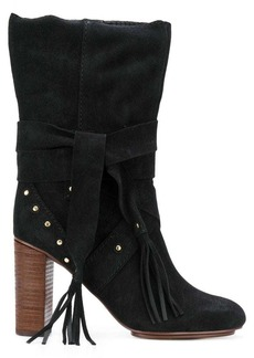 See by Chloé fringed boots