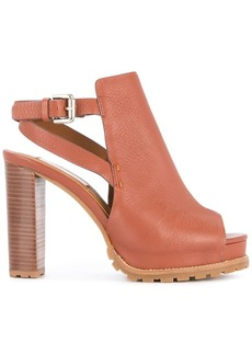 See by Chloé front covered sandals