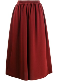 See by Chloé full midi skirt