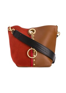 See by Chloé Gaia two-tone shoulder bag