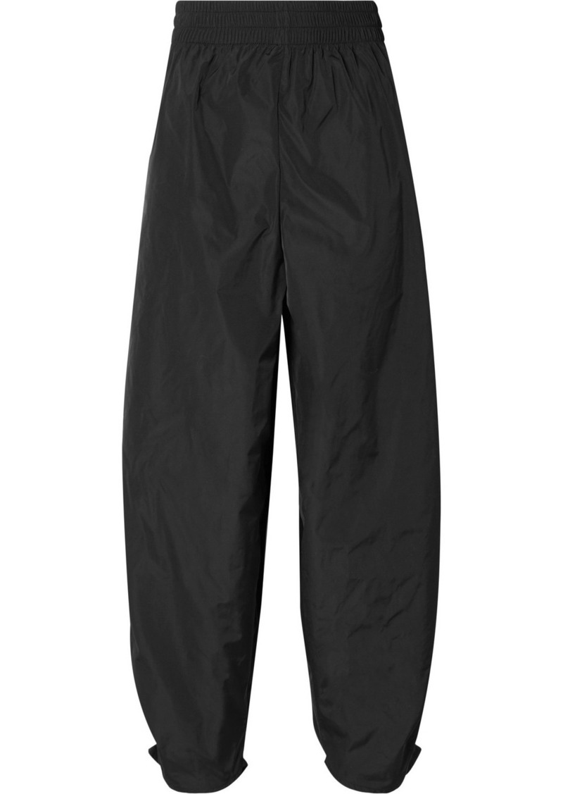 See by Chloé Gathered Taffeta Pants