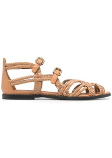 See by Chloé gladiator-cage sandals
