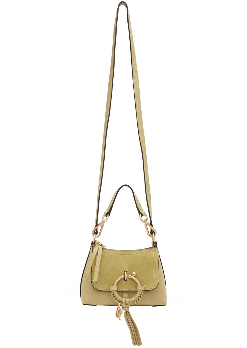 See by Chloé Green Small Joan Bag