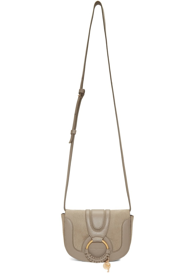 See by Chloé Grey Mini Hana Bag