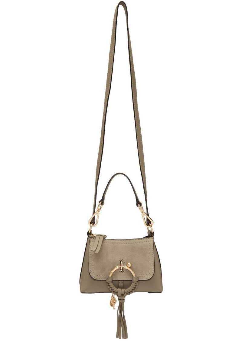 See by Chloé Grey Mini Joan Bag
