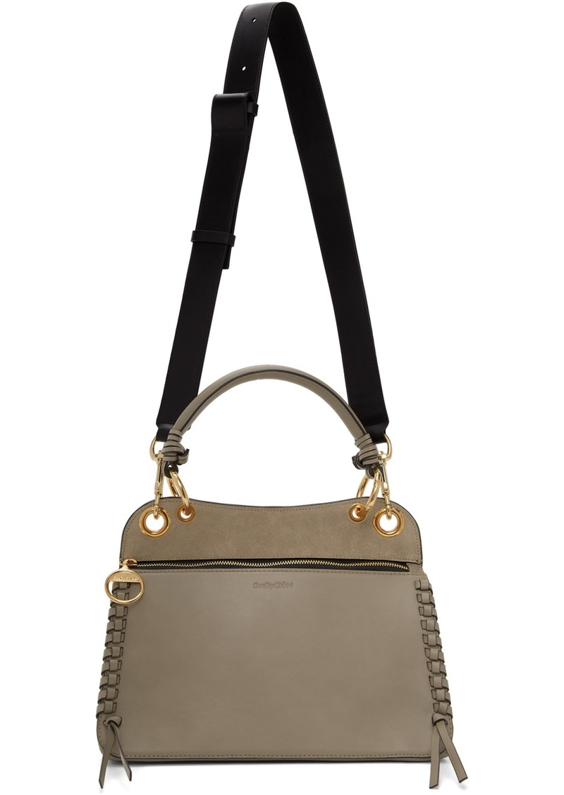 See by Chloé Grey Tilda Top Handle Bag