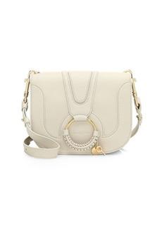 See by Chloé Hana Leather Saddle Bag