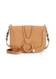 See by Chloé Hana Medium Leather Saddle Bag