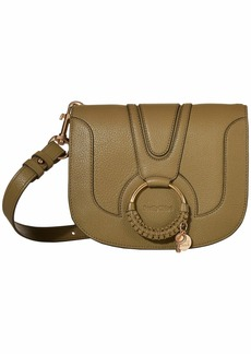 See by Chloé Hana Small Suede & Leather Crossbody