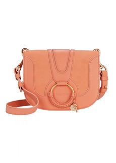 See by Chloé Hana Suede Leather Bag