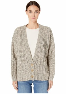See by Chloé Heavy Knit Button-Up Cardigan