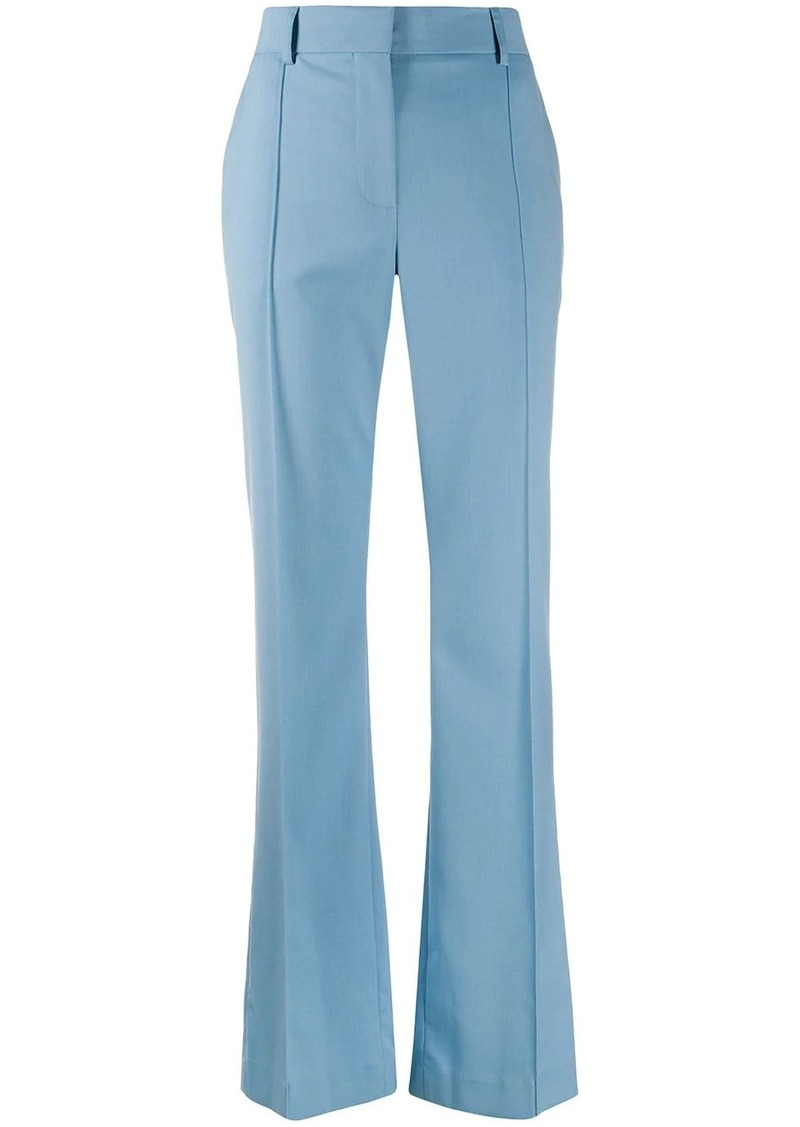 See by Chloé high-waist flared trousers