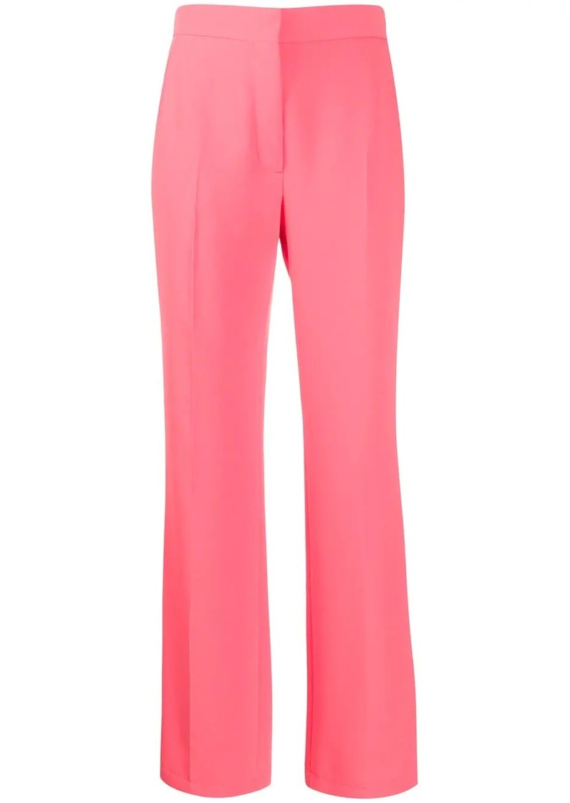See by Chloé high-waisted flared trousers