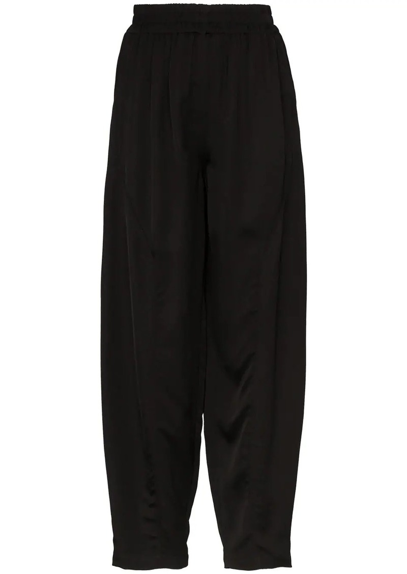See by Chloé high-waisted relaxed trousers