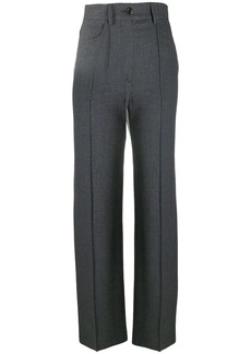 See by Chloé high-waisted tailored trousers