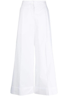 See by Chloé high-waisted trousers