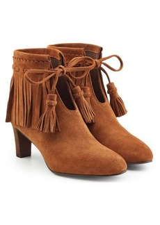 See by Chloé Irina Suede Ankle Boots