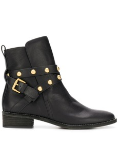See by Chloé Janis flat ankle boots