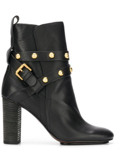 See by Chloé Janis heeled ankle boots