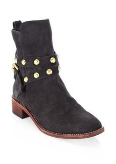 See by Chloé Janis Suede Ankle Boots
