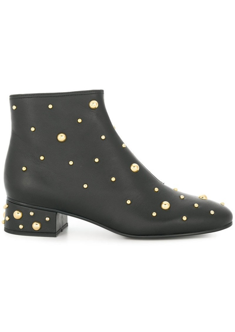 See by Chloé Jarvis studded ankle boots